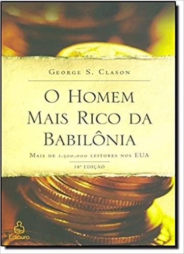 Livro - O homem mais rico da babilona